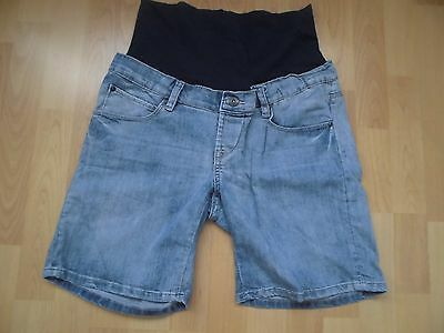 The maternity denim noppies W32 Umstandsmode Umstandshose Shorts Jeans TOP!!!