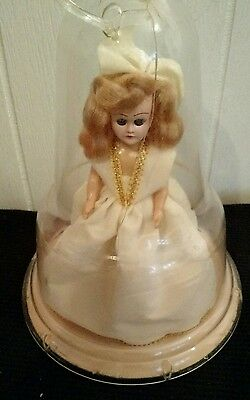 Vintage A & H Marcie Belle Doll Blond with Yellow Dress Mint