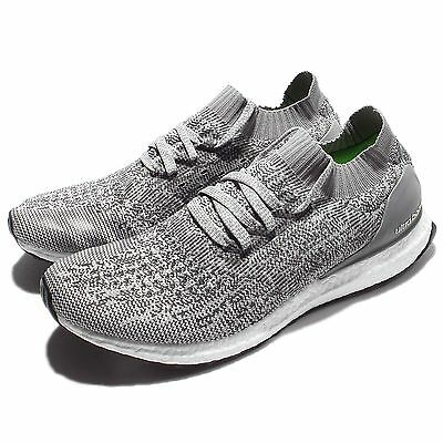 adidas UltraBoost Uncaged M Grey White Men Running Shoe Sneakers Trainers BB3898