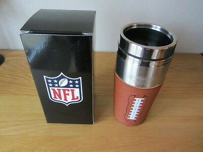 Bn Nfl Flask - International Series Wembley 30 0Ct 2016 Embossed