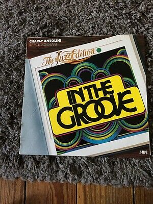 CHARLY ANTOLINI: In the groove (MPS / Jazz Edition) Jazz / Bop