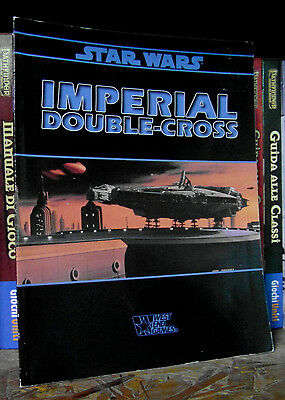 Star Wars RPG D6 Version Imperial Double-Cross Solo Adventure