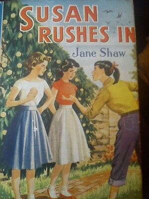 Susan rushes in: Jane Shaw