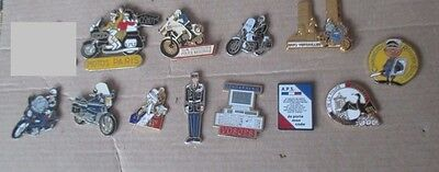 pin's police
