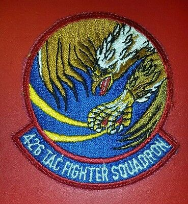 USAF 426th Tactical Fighter Squadron Patch