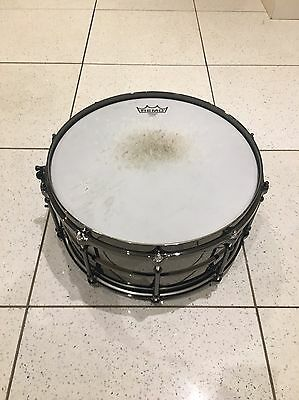 """Ludwig Black Magic Snare 6.5""""x14"""" With Case"""