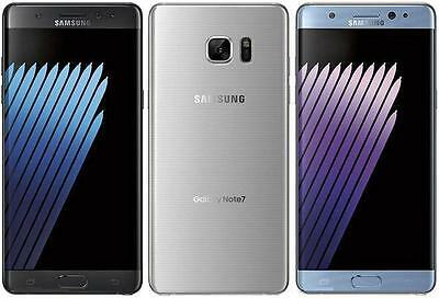 New Samsung Galaxy Note 7 Camera Mobile Phone Progs