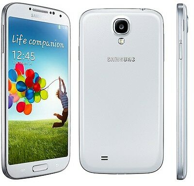 New Samsung Galaxy S4 S-Iv I9500 Camera Mobile Phone Progs