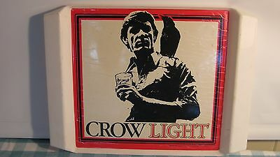 Old Crow Advertising Tray