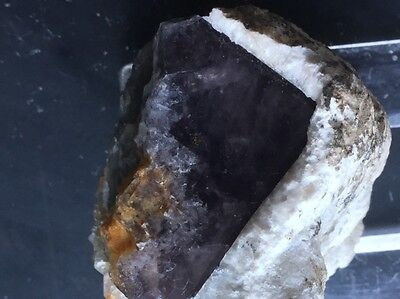 Fluorite with Witherite , Cumbria