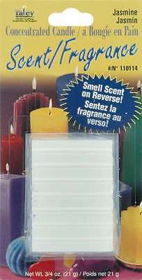 Concentrated Candle Scent 3/4 Ounce Blocks-Jasmine 052124100234