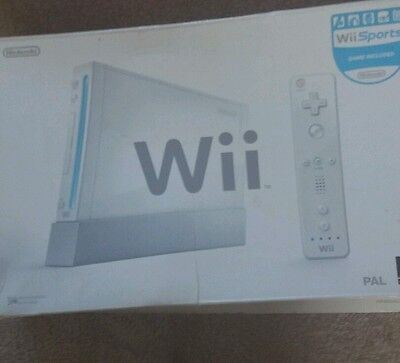 wii console and wi fit board  games