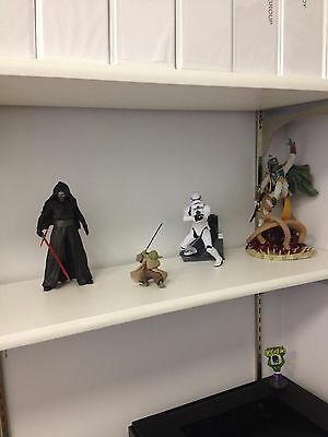 Lot of Star Wars 1/10 Scale Statues