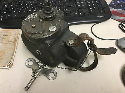 Vintage Bell And Howell Camera 70 Filmo Motion Picture Camera Untested