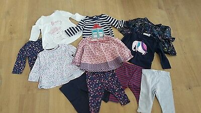 Bundle of girls clothes 3 to 6 months (Next, JoJo, Monsoon and Mothercare)