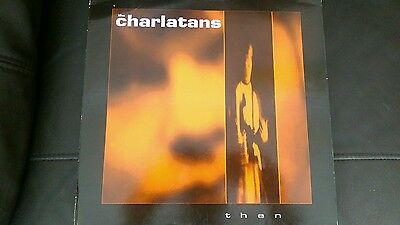 "The Charlatans ""Then"" 12""single SIT 74T Dead Dead Good Records"