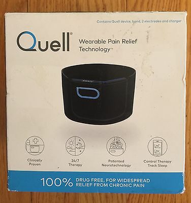 Quell - Wearable Pain Relief - Starter Kit - Brand New