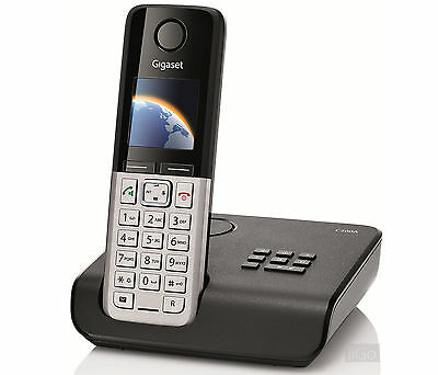 NEW Gigaset C300 C300A Cordless Home DECT Phone with Answer Machine