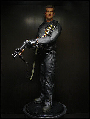 Special Price -Rare  -  T-800 Premium Format 1/4 Terminator Sold Out Sideshow