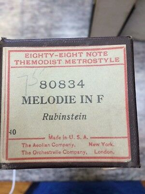 Piano Roll: Melodie in F #80834