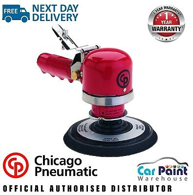 "Chicago Pneumatic CP870 6"" / 150mm Dual Action Orbital Sander"