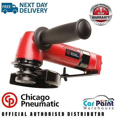 """Chicago Pneumatic CP9122CR 4.5"""" (115mm) Air Angle Grinder"""