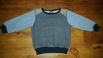 NEXT ~ Boy's Long Sleeved Jumper ~ Age 1.5- 2 Years