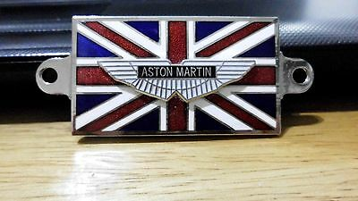 Aston Martin...accessory Badge..1980 Onwards..new Never Fitted...