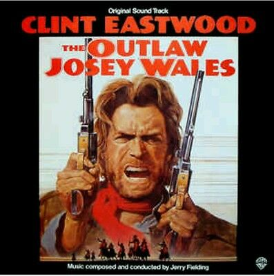 The Outlaw Josey Wales OST LP Vinyl Record