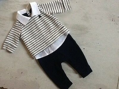 Baby Boys 0-3 Months Outfit Baby GAP