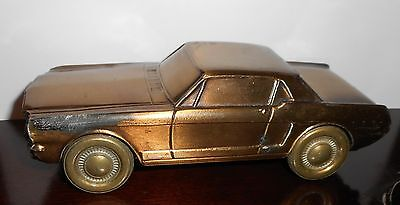 1965 Ford Mustang Coin Bank by Banthrico