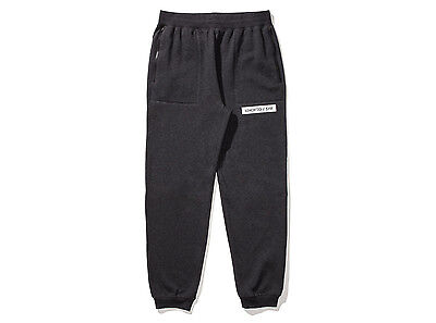 Undefeated X Shoyoroll Syr Technical Heather Black Sweatpant Bjj Undftd New
