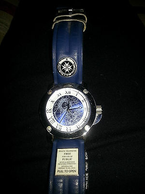 limited Edition Dr Who Watch