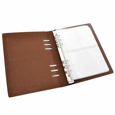 Synthetic Leather Cutting Die Stencil Collect Storage Bag Case Loose Holder 1Pcs