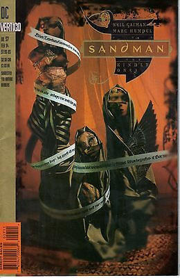 Sandman Issue 57 The Kindly Ones