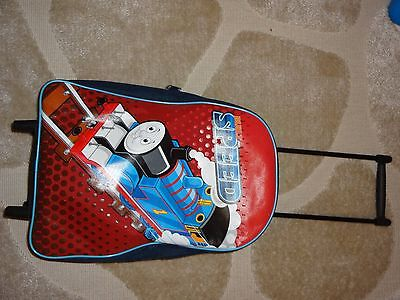 Thomas the Tank Engine suitcase trolley