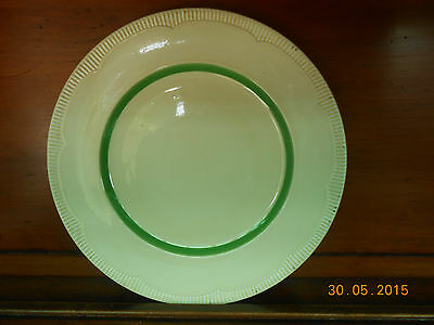 """clarice cliff plate 10"""""""