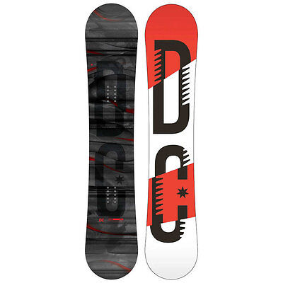 Dc Shoes Focus 156 Snowboard Fw 2017 Tavola New