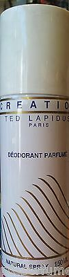 Creation Ted Lapidus for women DEODORANT SPRAY 150 ml