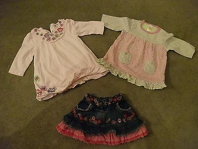 Bundle of clothes for 3-6 month old baby girl