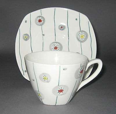 Jessie Tait Midwinter Festival Coffee Cup & Saucer