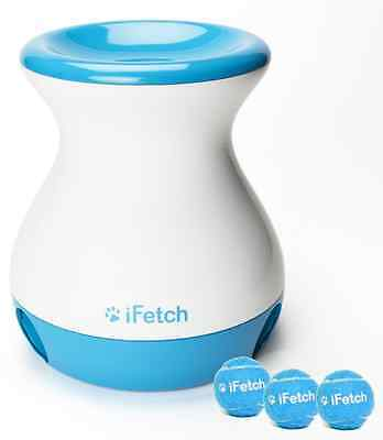iFetch Frenzy Automatic Fetch Toy - Hours Of Fetching Dog Fun - No Power/Battery