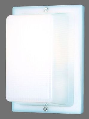 Thomas Lighting PL9459-8 White Fluorescent Wall Fixture Ships Free In US