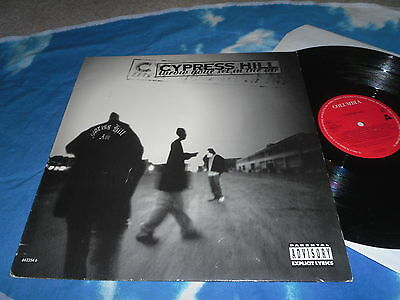CYPRESS HILL - THROW YOUR SET IN THE AIR  UK 12 inch