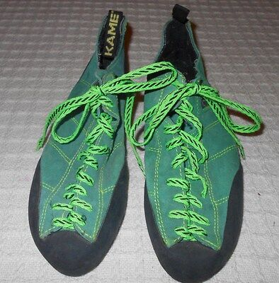 Men's Kamet Rock climbing boots size 9 (43) hardly used