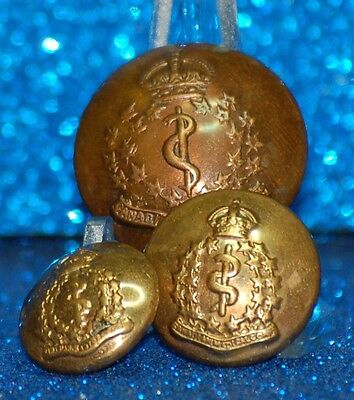 Canada - Canadian Medical Corps Uniform Buttons #1