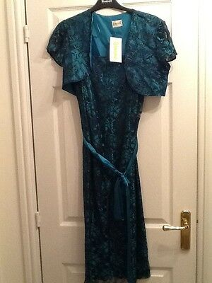 New Roman party cocktail dress size 14