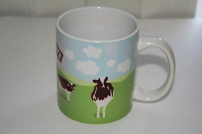 Vintage Ben And Jerry's Ice Cream Cows in Field Coffee Mug