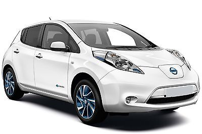 nissan leaf 2010-2016 workshop manual cd