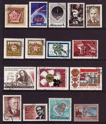 RUSSIA OLD SETS mix USSR CCCP MLH/used from 1960-1970 people sport